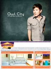 Photo Collage: Owl City Above Mouse City