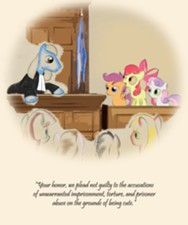 The Town of Ponyville v. Cutie Mark Guidance Services, Ltd.